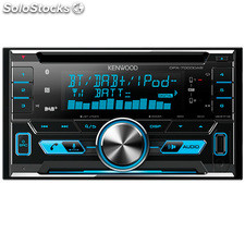 Radio CD doble din usb Kenwood dpx 7000 dab , bt .