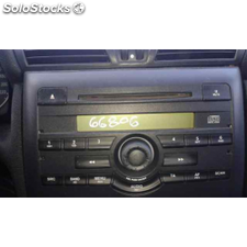 Radio cd - fiat stilo (192) 1.6 16v dynamic - 09.01 - 12.06