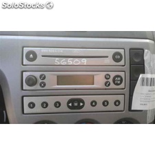 Radio cd - ford fiesta (cbk) ambiente - 11.01 - ...