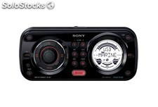 Radio CD marino Sony cdx-HR910IP 4X45W MP3, control iPOD