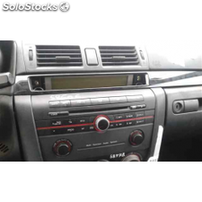 Radio cd - mazda 3 berlina (bk) 1.6 crdt active+ - 11.03 - 12.09
