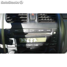 Radio cd - mazda premacy (cp) exclusive (84kw) - 03.99 - 12.02