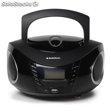 ✅ radio CD MP3 usb audiosonic CD1594