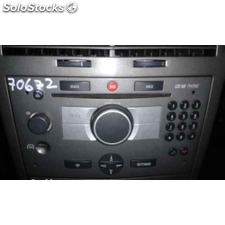Radio cd - opel astra h berlina cosmo - 01.04 - 12.07