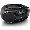 Radio CD philips AZ320 MP3 lcd usb