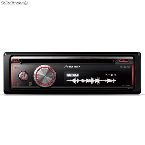 Radio cd pioneer bluetooth usb mixtra
