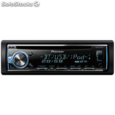 Radio CD Pioneer DEH-X5800BT, Bluetooth, USB, control iPhone y Android