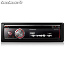 Radio CD Pioneer DEH-X8700BT, Bluetooth, USB, control iPhone y Android