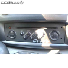 Radio cd - renault scenic ii grand confort authentique - 04.04 - 12.05