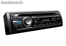 Radio CD Sony mex BT2700 con Bluetooth