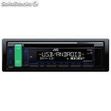 Radio cd usb jvc multicolor