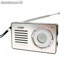 Radio coby CX50 Digital Portatil