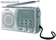 Radio coby CXCB91 Digital Portatil