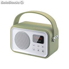 Radio Digital Bluetooh RPBT450V Verde