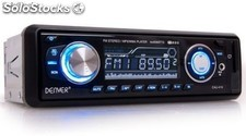 Radio digital de coches Puerto USB Ranura para tarjetas SD MP3 AUX car audio