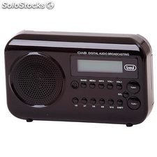 Radio digital trevi dab 790 r