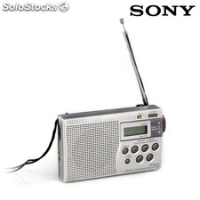 Radio Digitale Portatile Sony ICFM260