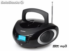 Radio portatil audiosonic CD MP3 CD1594
