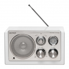 Radio portatil denver tr-61 white