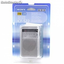 Radio portatil sony icf-S22