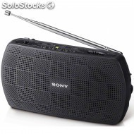 Radio portatil sony SRF18B.CE7 am/FM