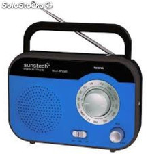 Radio Portátil sunstech RPS560BL