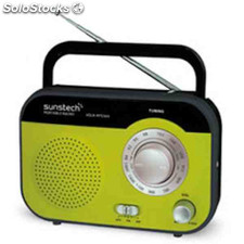Radio Portátil sunstech RPS560GN