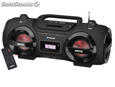Radio reproductor daewoo dbu-58 digital con cd bluetooth puertos usb lector