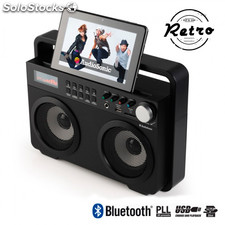 Radio Retro MP3 Bluetooth AudioSonic RD1557