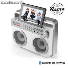 Radio Retrò MP3 Bluetooth AudioSonic RD1559