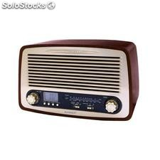 Radio Retro Sunstech RPR 4000WD (Reacondicionado)