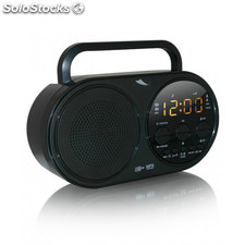 Radio sintonizador FM/am digitall pll usb MP3 , funciónreloj y despertador