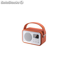 Radio sunstech RPBT450OR Bluetooth Naranja