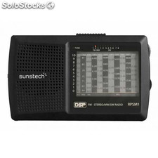 Radio Transistor Sunstech 222861 radio FM