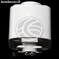 Rail track adapter for ceiling light 1-way white (NH44)