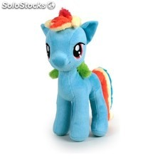 Rainbow dash 27CM - my little pony - play by play - my little pony -