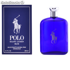 Ralph Lauren POLO BLUE edt vaporizador limited edition 200 ml