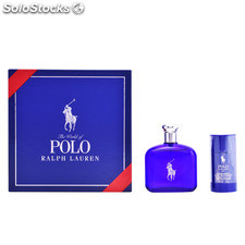 Ralph Lauren polo blue lote 2 pz