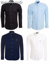 Ralph lauren shirts 4 colours small pony