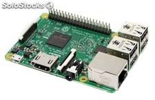 Raspberry Pi3 Modelo B SBC Bluetooth 1,2Ghz wifi Quad Core 1Gb Memoria