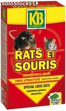 Rat souris cereal 400G kb