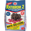 Raticida Cebo Fresco Ratibrom-2 01-00044 500 Gr