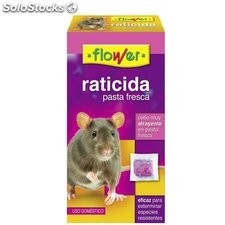 Raticida Domestico 200 Gr Cebo Flower