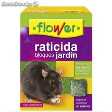 Raticida Domestico 200 Gr En Bloque Flower