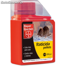 Raticida Pellets Bayer