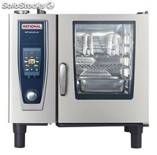 Rational scc xs 6 gn 2/3 eléctrico- self cooking center xs
