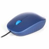 Raton con cable ngs blue flame - optico - 1000dpi - scroll + 2