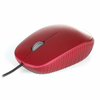 Raton con cable ngs red flame - optico - 1000dpi - scroll + 2