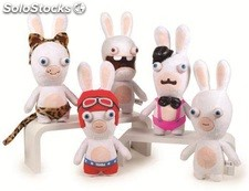 Raving Rabbids Show Time Peluche