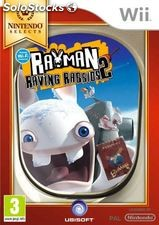 Rayman Raving Rabbids 2 (Selects) Wii